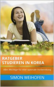 Cover Ratgeber Studieren in Korea
